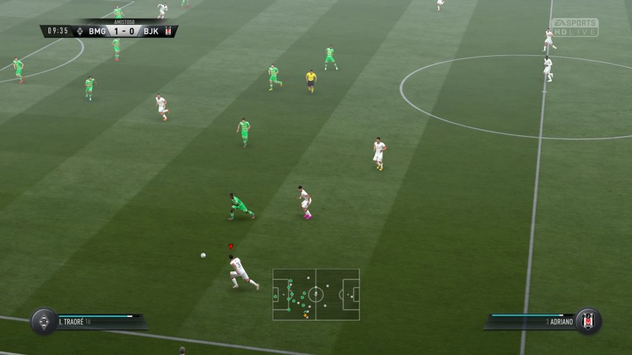 FIFA 17 análisis