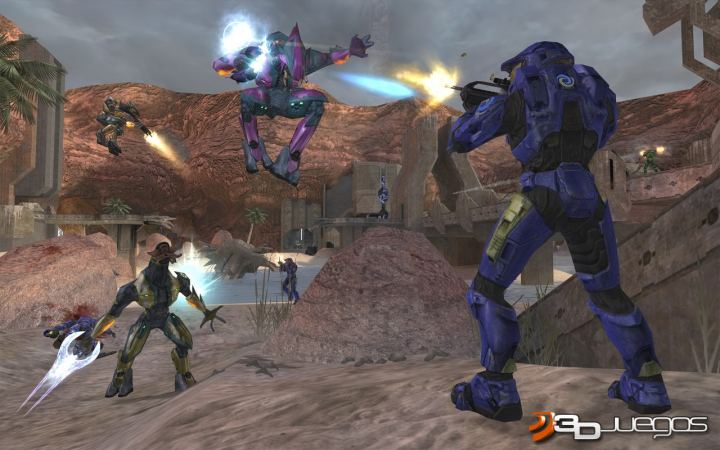 how to play halo ce campain online multiplayer