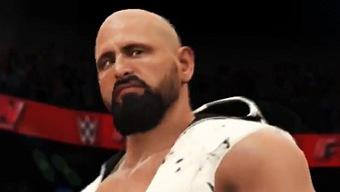Video WWE 2K17, Lanzamiento: Pack de Futuras Estrellas (DLC)