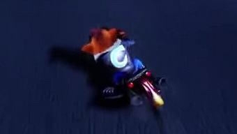 Video Crash Bandicoot: N. Sane Trilogy, Comparativa: Road Crash