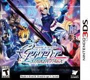 Azure Striker: Striker Pack 3DS