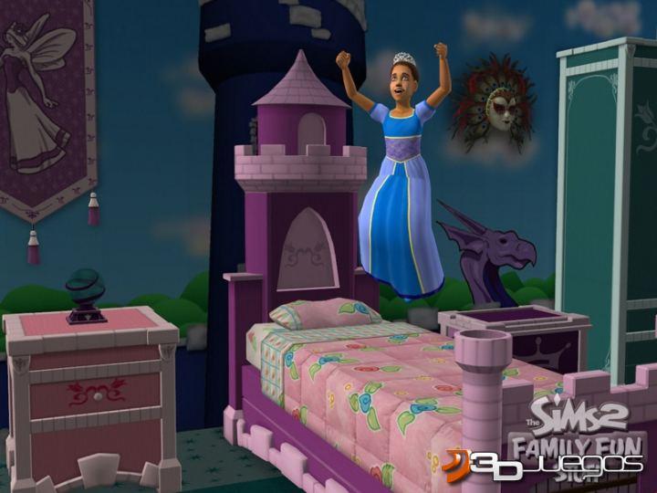 Los sims 2 accesorios decora tu familia para pc 3djuegos - Decora tu casa juegos ...