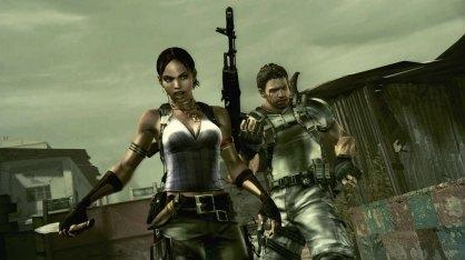 Resident Evil 5 (Xbox 360)