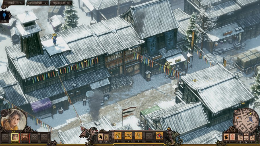 Shadow Tactics PC