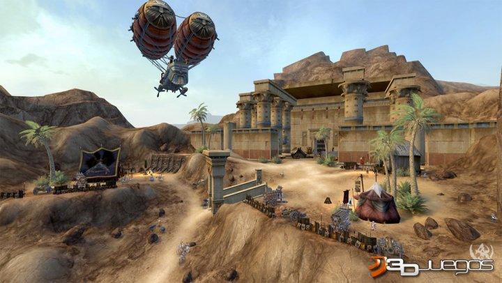 """Warhammer Online - Impresiones """"La Tierra de los Muertos"""""""