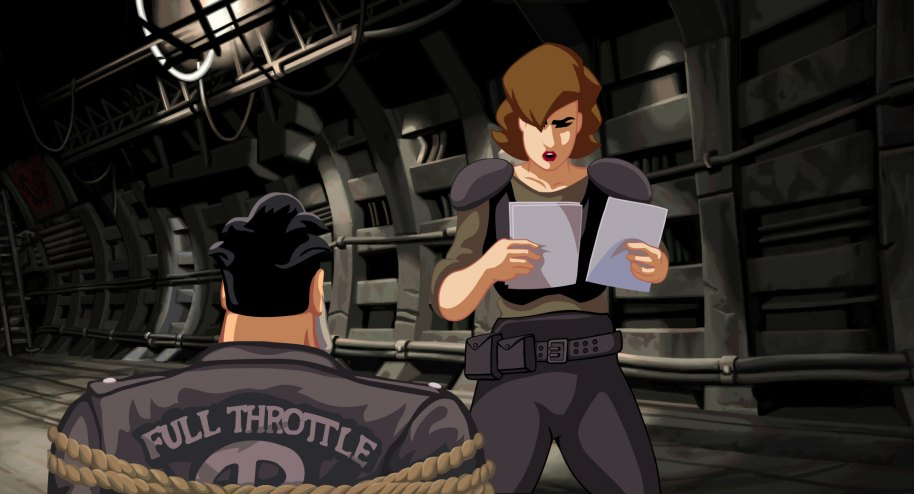 Full Throttle Remastered PC