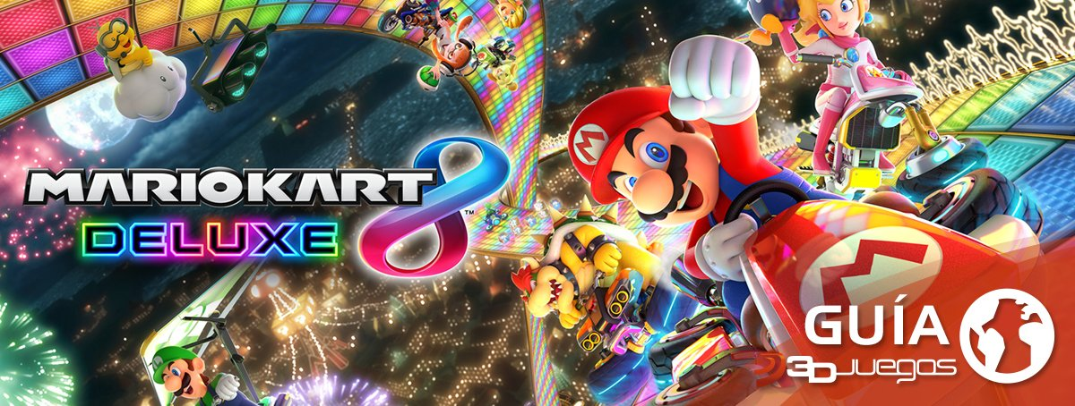 Guía Mario Kart 8 Deluxe