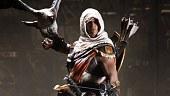 Video Assassin's Creed Origins - Lanzamiento de Figuras y Réplicas