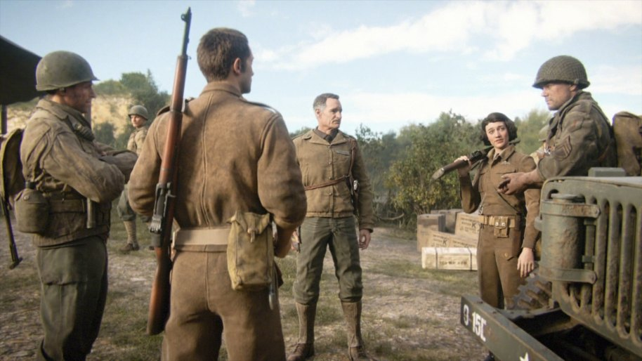 Call of Duty WW2 análisis