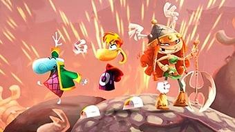 Video Rayman Legends, Tráiler Gameplay
