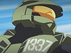 V�deo Halo 3 Halo Legends, la serie de animación.