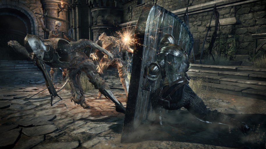 Dark Souls III - The Ringed City: El confín del universo Dark Soul