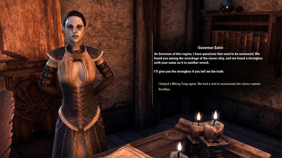 The Elder Scrolls Online Morrowind