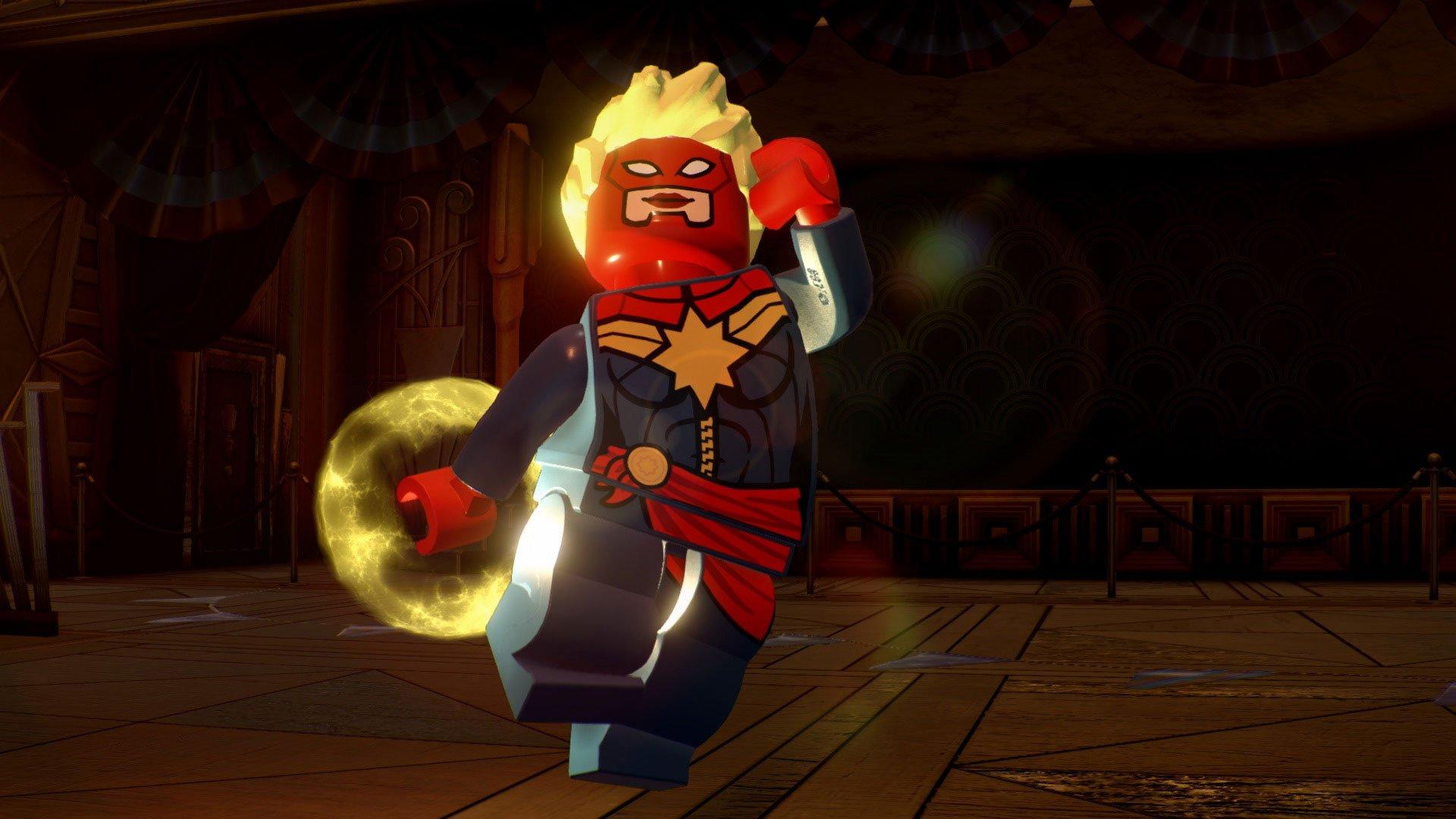 Marvel Super Heroes 60 Superhéroes: LEGO Marvel Super Heroes 2: Simpatía, Cooperativo Y Acción