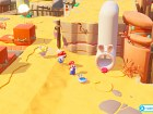 Pantalla Mario + Rabbids Kingdom Battle