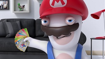 Video Mario + Rabbids Kingdom Battle, Rabbid Mario's Unboxing