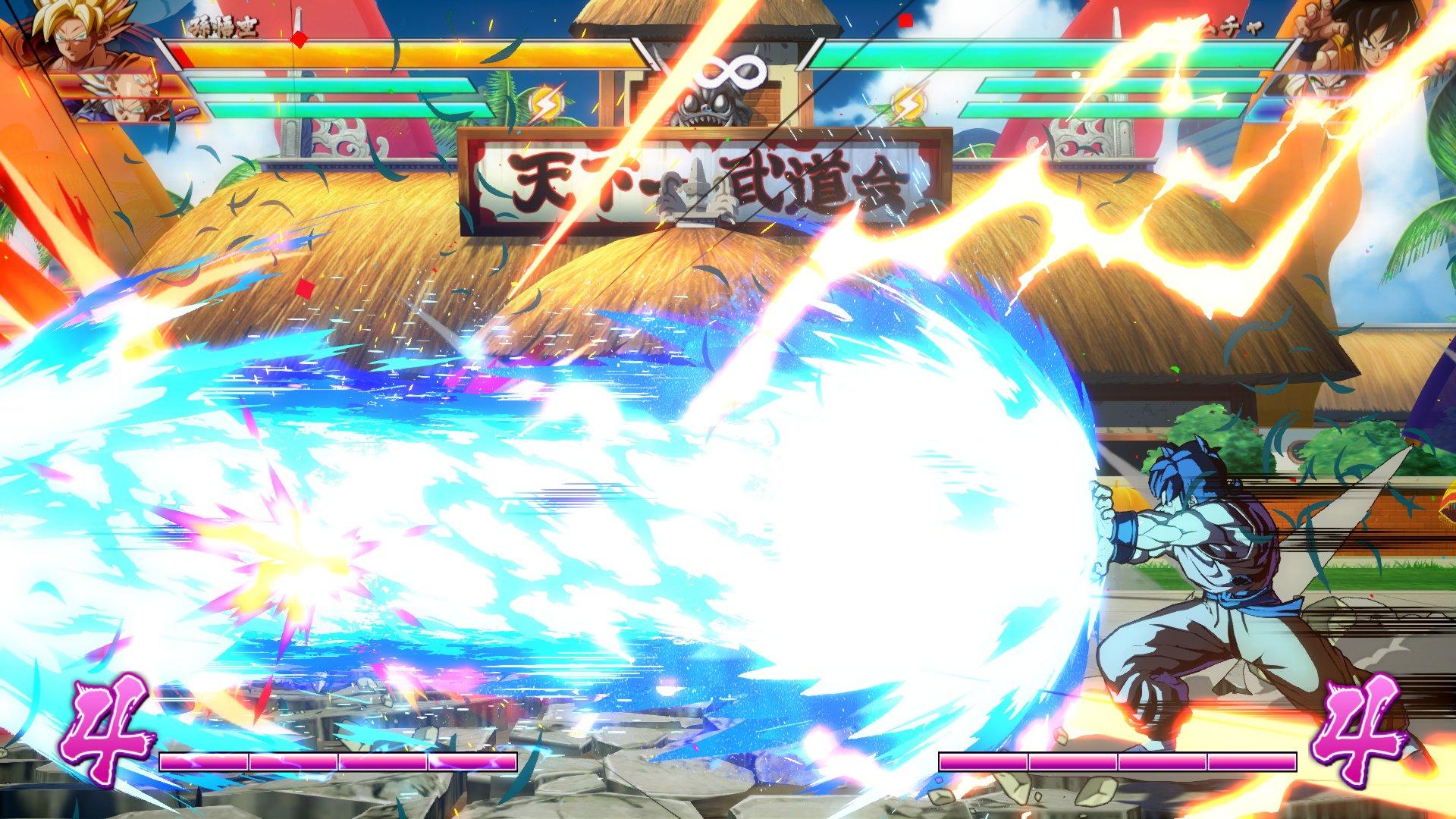 Balls of dragon fighter 10
