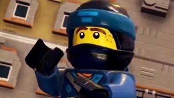 Video La LEGO Ninjago Película, Tráiler de Anuncio