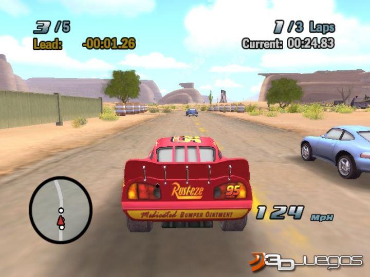 Cars Pixar Games Pc