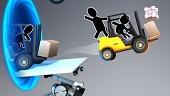 Bridge Constructor Portal se lanza el 28 de febrero en consolas