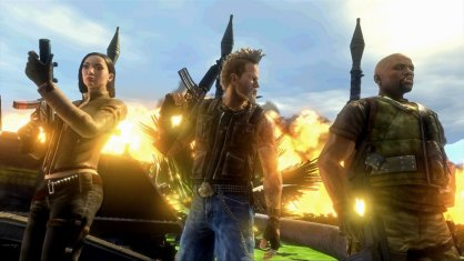Mercenaries 2 (Xbox 360)