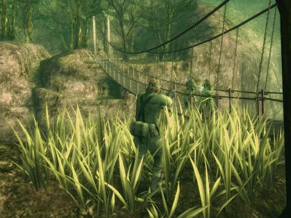 MGS3 Subsistence (PlayStation 2)