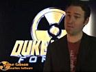 V�deo Duke Nukem Forever Entrevista con Steve Gibson