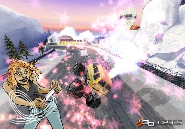 Imagen Monster 4X4: World Circuit (Wii)