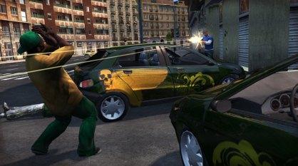 The Wheelman (PlayStation 3)