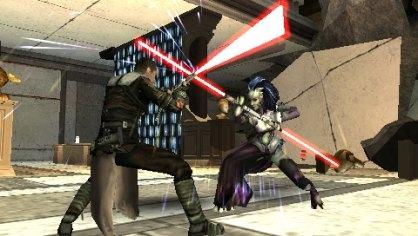 Star Wars El Poder de la Fuerza PSP