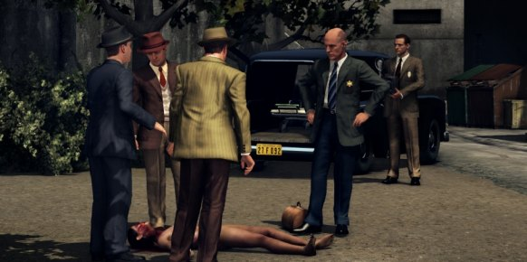 L.A. Noire PS3