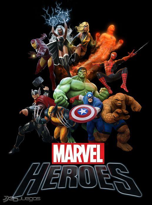 Ver ficha completa de marvel heroes