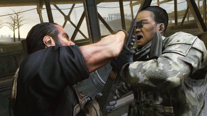 Rogue Warrior (PlayStation 3)