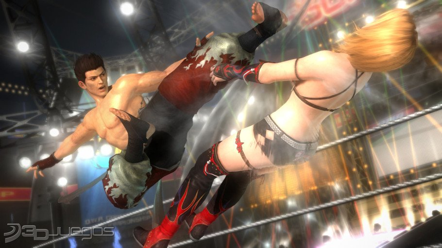 Dead or Alive 5 - An�lisis