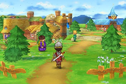 Dragon Quest IX