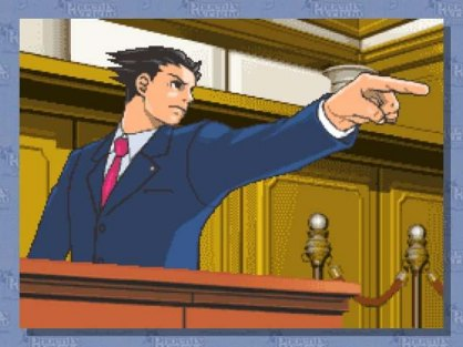 Phoenix Wright Ace Attorney an�lisis