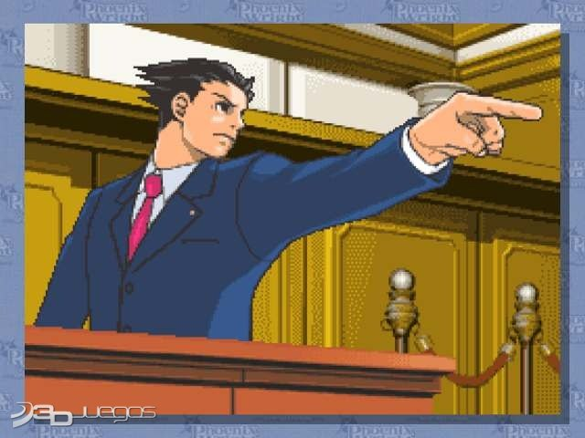 Phoenix Wright Ace Attorney - An�lisis