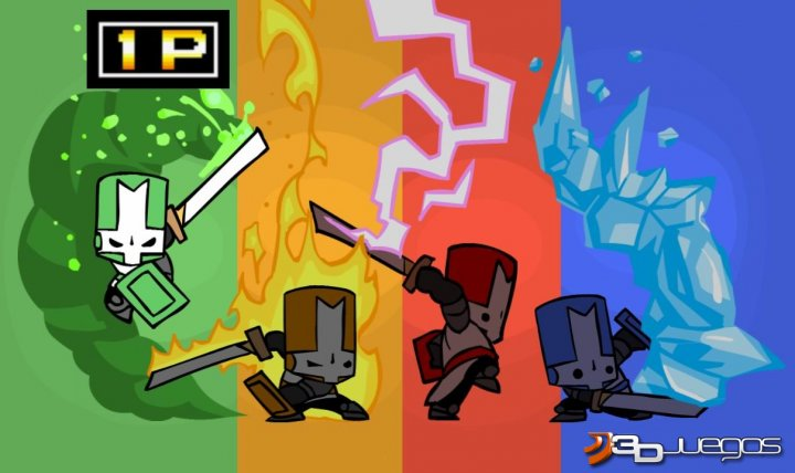 Castle Crashers - An�lisis