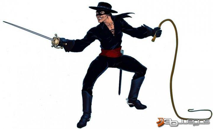 Imagen El Destino de El Zorro (Wii)