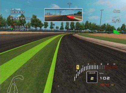 Ferrari Challenge Trofeo Pirelli (Nintendo Wii)