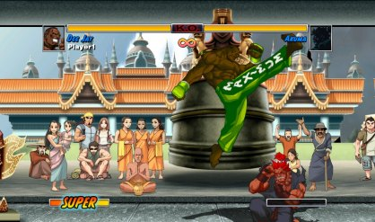 Street Fighter II Turbo HD Remix X360