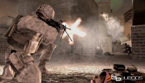 Call of Duty Modern Warfare Reflex - An�lisis