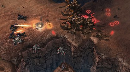StarCraft 2 Wings of Liberty: Avance: Multijugador