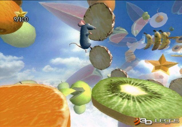 Imagen Ratatouille (Wii)