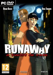 Car�tula oficial de Runaway 3: A Twist of Fate PC