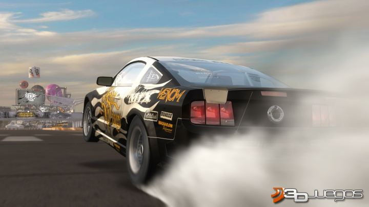 Need for Speed ProStreet - An�lisis