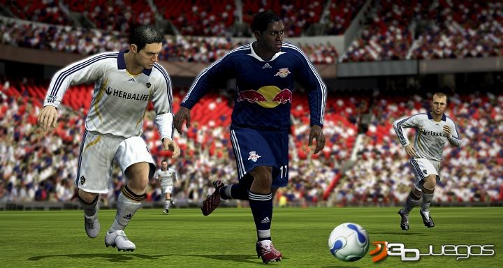 fifa 2007 juego: