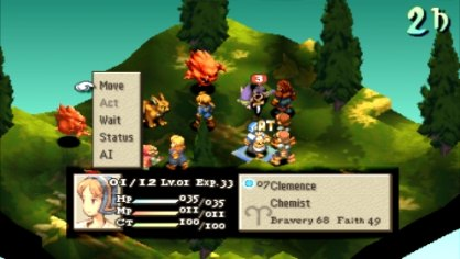 FF Tactics War of Lions