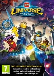 Car�tula oficial de LEGO Universe PC