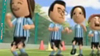 Video Wii Fit, Vídeo del juego 1